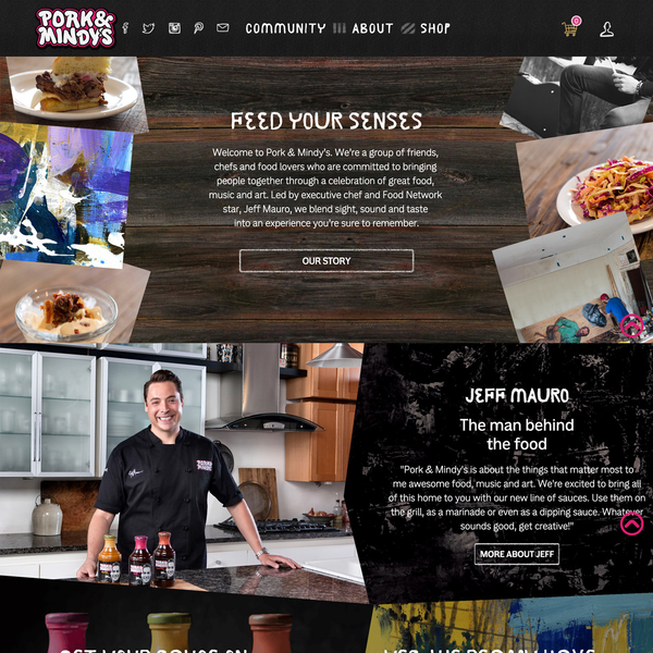 BBQ Sauce Line- Design, Marketing, Setup and Strategy