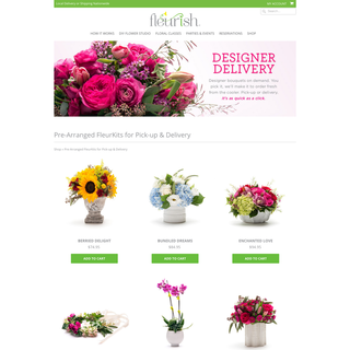Floral Startup- Design, Marketing, Setup and Strategy