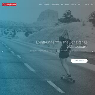 Strategy, Design and Development for Longrunner
