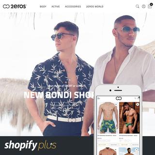 2eros Shopify plus