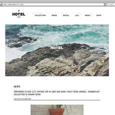 Hotel 1171 Homepage