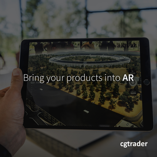 Bring Your Products into AR | CGTrader