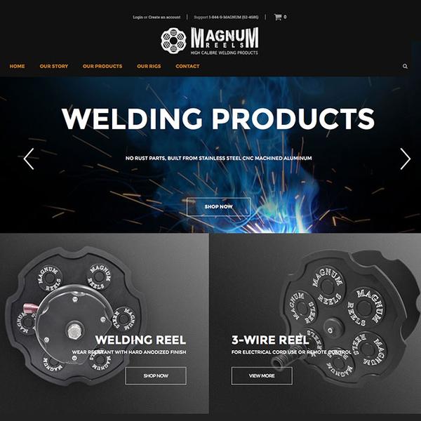 www.magnumreels.com