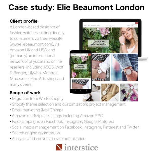 Elie Beaumont London
