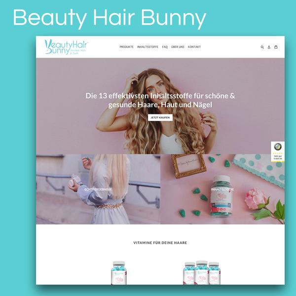 Beauty Hair Bunny