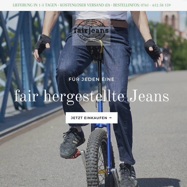 Fairjeans Shop