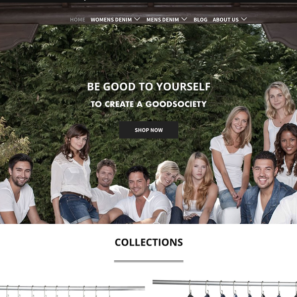 Goodsociety Shop