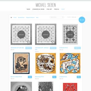 Michael Sieben, Online Shop