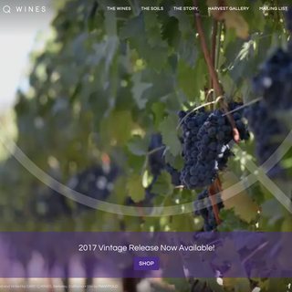Cary Q Wines Online