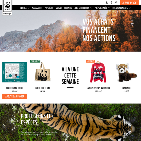 WWF - boutique.wwf.fr