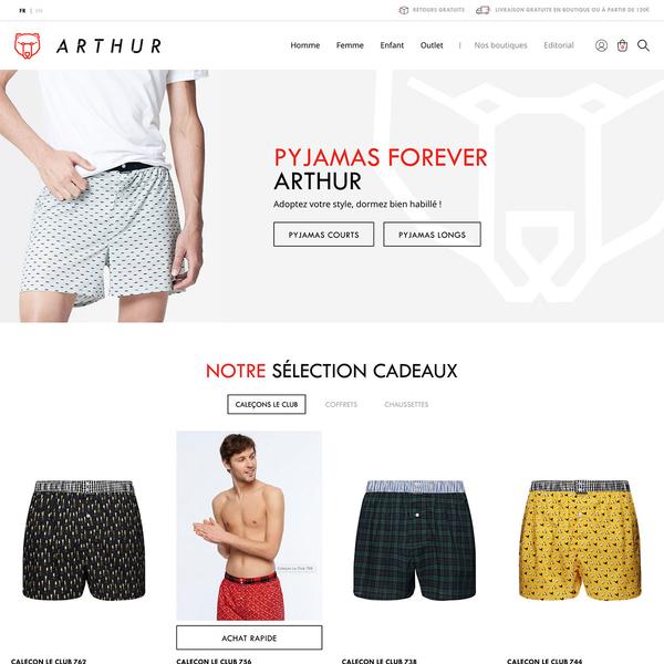 ARTHUR - boutique-arthur.com