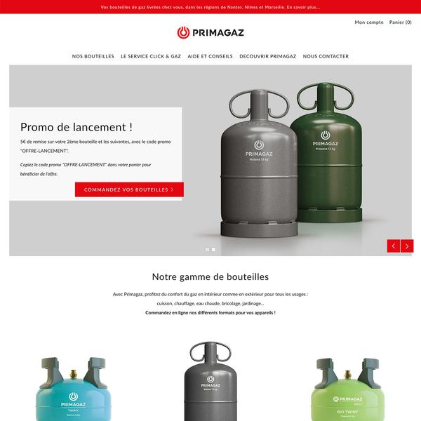 PRIMAGAZ - clickandgaz.primagaz.fr
