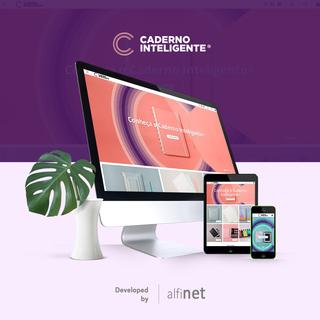 Maior e-commerce de Caderno Inteligente do Brasil
