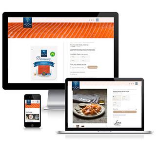 Ionata Digital - Ecommerce Designer / Developer / Setup Expert - Huon Aquaculture
