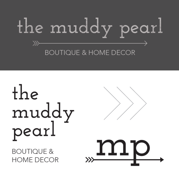 The Muddy Pearl | Branding/Logo | themuddypearl.com