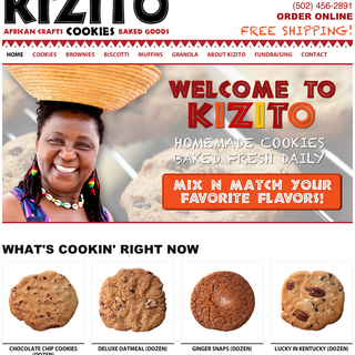 Kizito Cookies / Bakery & Crafts Shop