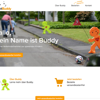 Bohlen Design - Ecommerce Designer - streetbuddy.de