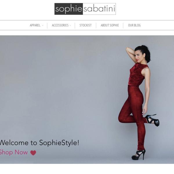 Sophie Sabatini