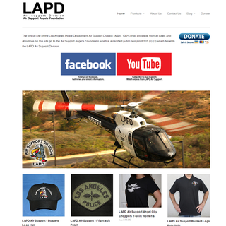 405Media - Ecommerce Marketer / Photographer / Setup Expert - LAPD Air Support
