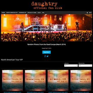 DaughtryVIP.net
