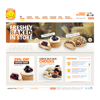 Chewy Junior UK store