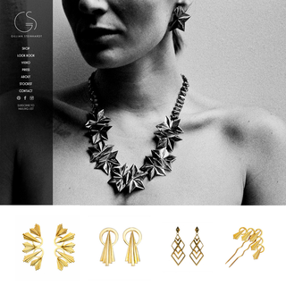 Bambri - Ecommerce Designer / Developer / Photographer / Setup Expert - Gillian Steinhardt Jewelry