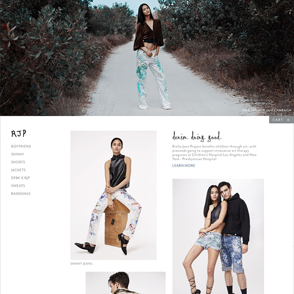 Rialto Jean Project
