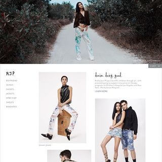 Bambri - Ecommerce Designer / Developer / Photographer / Setup Expert - Rialto Jean Project
