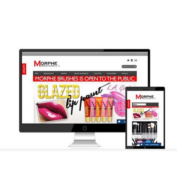 MorpheBrushes.com