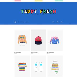 Teddy Fresh