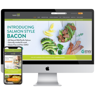 thehealthfoodstore.com - Products that are delicious, innovative, and most importantly - healthy