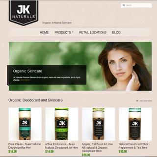 jknaturals.com