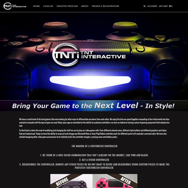 TNT Interactive