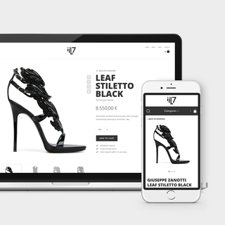 Highend online retailer iiL7