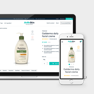Worlds first online store dedicated to consumers with a psoriasis condition