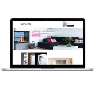 Matterhorn Digital - Ecommerce Marketer / Setup Expert - Find your perfect fireplace with atmosfire