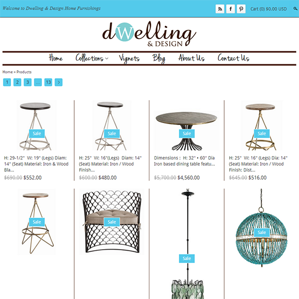 Dwelling and Design