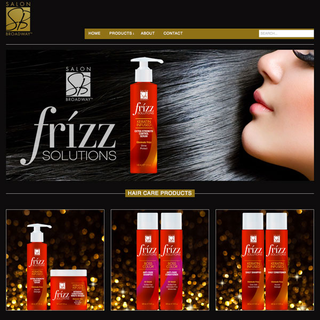 Salon Broadway, Hair Care Products
