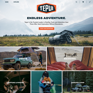 Tepui Tents and Outdoor Gear