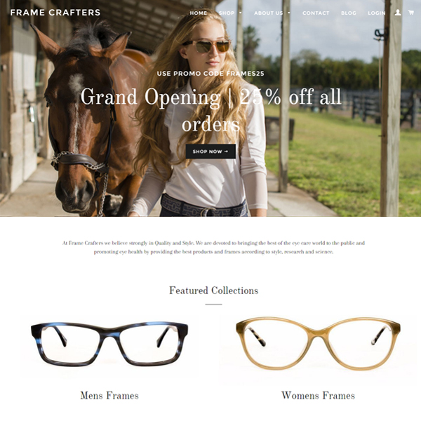 Shop Frame Crafters