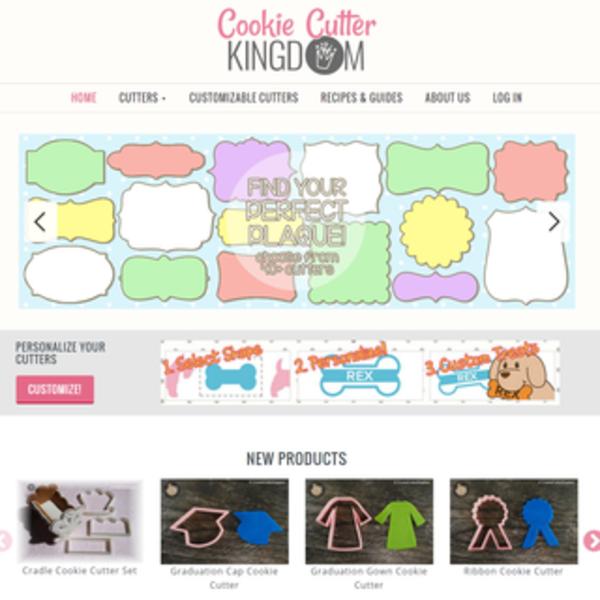 Cookie Cutter Kingdom