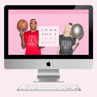 Award winning fundraiser website for New Zealand Breast Cancer Foundation —  100 Woman campaign