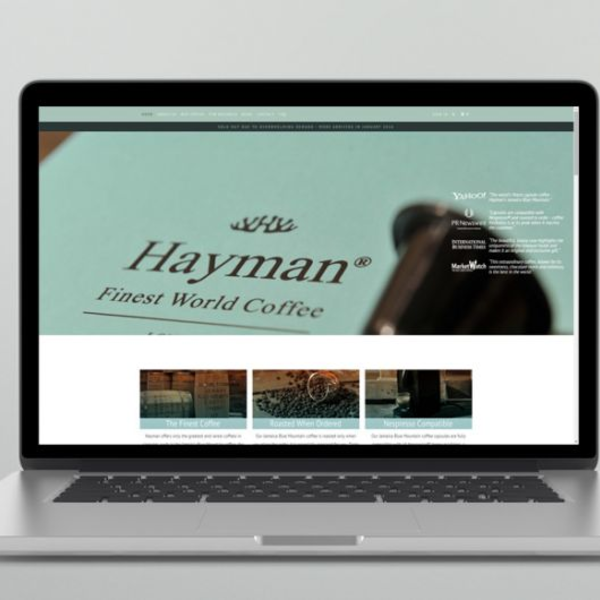 Hayman Coffee (http://www.haymancoffee.com/)