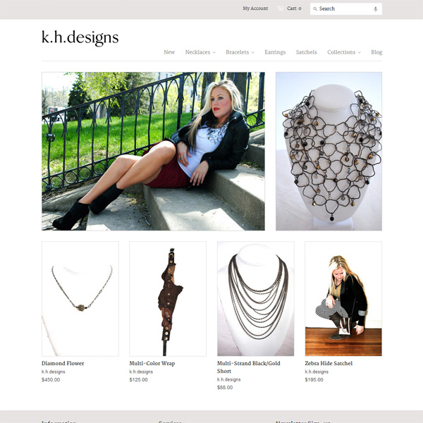 Fine Jewelry Site