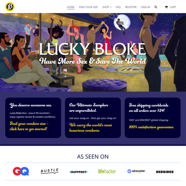 Lucky Bloke
