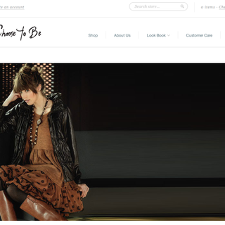 Online fashion retailer