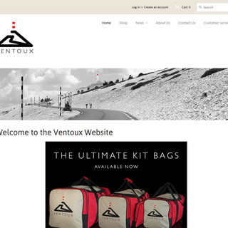 Ventoux - cycle bags