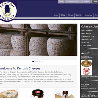 Kentish Cheese - cheese shop