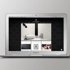 Website design for Marcel Wanders