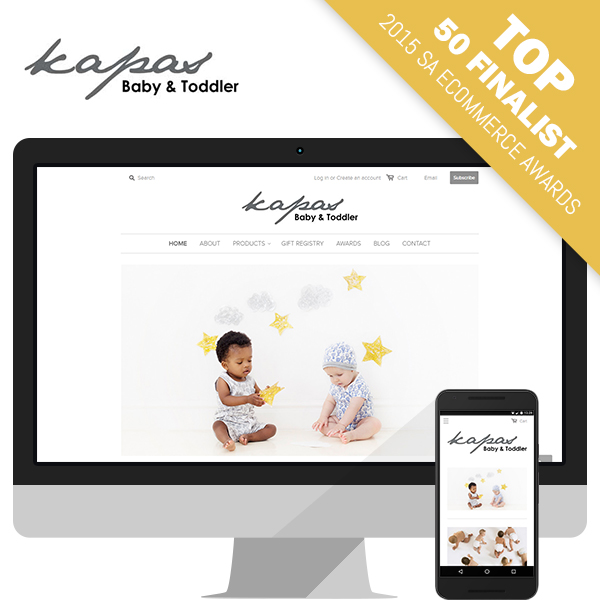 Kapas Baby & Toddler - http://kapas.co.za/